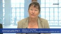 Audition de Emmanuelle PIET (collectif féministe contre le viol) et Muriel SALMONA (mémoire traumatique et victimologie) - cese