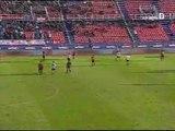13η Πανιώνιος-ΑΕΛ 2008-09 Οι οπαδοί της ΑΕΛ