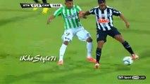 Atletico Nacional vs Atletico Mineiro 1-0 - Ronaldinho Amazing Skill ~ Copa Libertadores 2014 HD