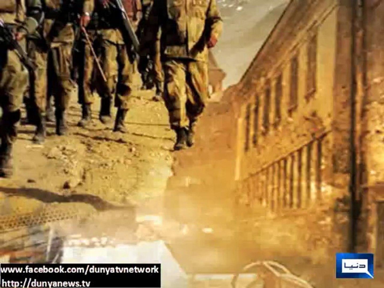 Air strikes hit militants hideouts, kill 37 in Khyber Agency