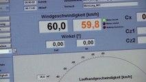 BMW i3 Wind Tunnel Test