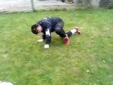 arnaud vs manu duel foot