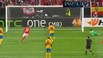 (HD)Benfica Lisbonne vs Juventus Turin (2-1)(24/04/14) All goals and Highlight