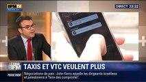 Le Soir BFM: Rapport Thévenoud: 30 propositions pour réconcilier les taxis et les VTC - 24/04 3/3