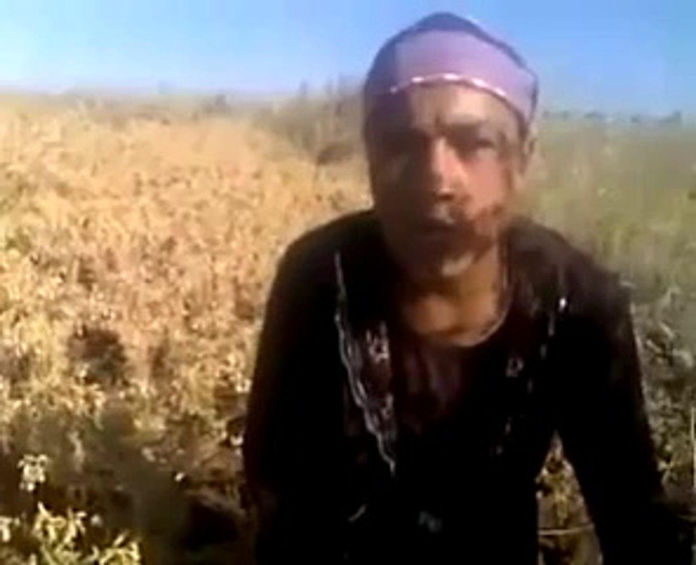 Nohut Tarlasında Yörük Kızı Türkü Söylüyor!