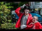 Spectacle de mime - spectacle de mime pour la croix rouge