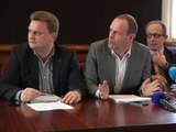 """Hénin-Beaumont: Steeve Briois annonce un """"vaste plan d'économies"""" - 25/04"""