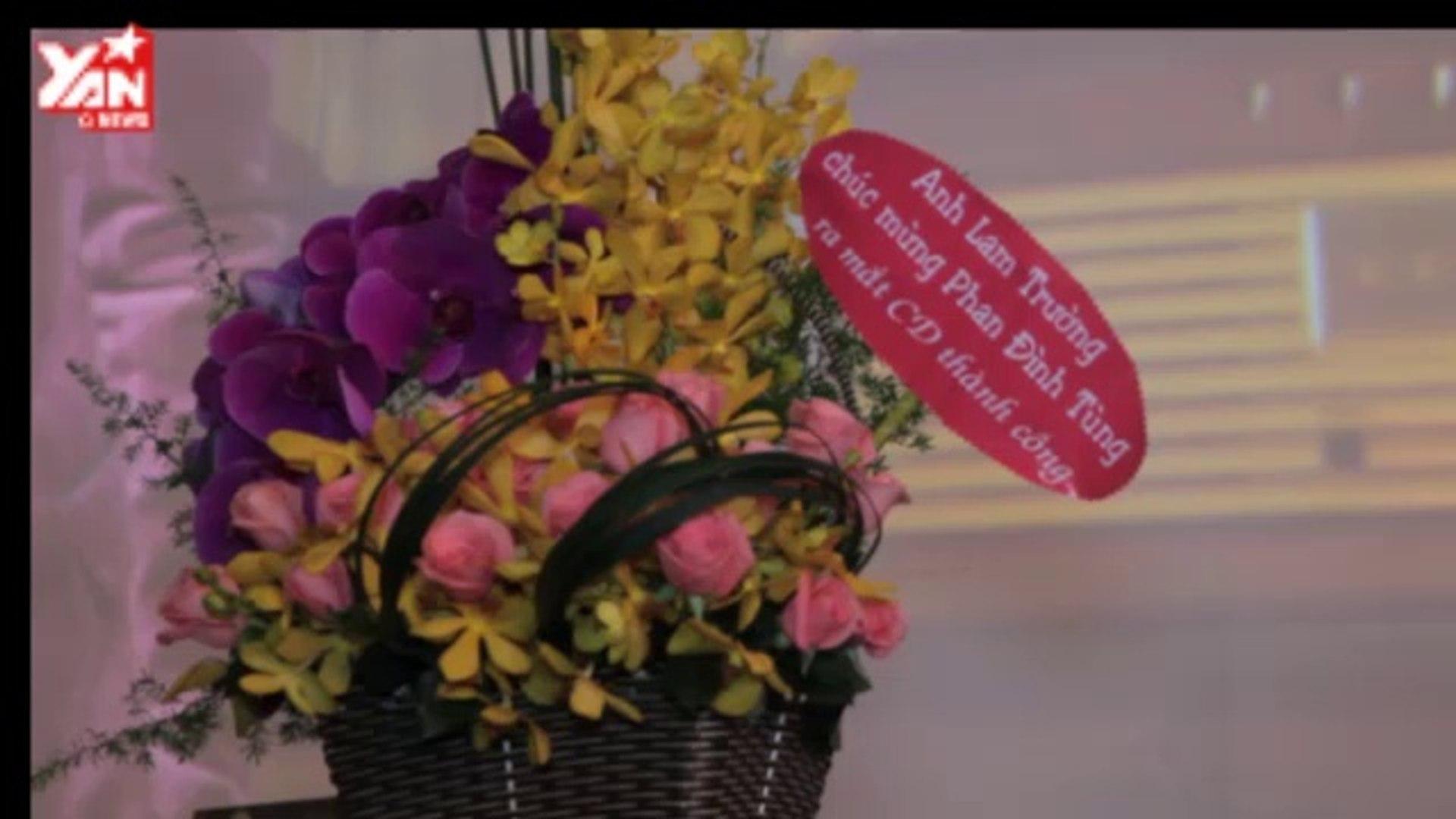 MTV chúc mừng Phan Đinh Tùng hát nhạc xưa