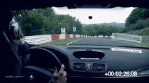 Renault Mégane R.S. Trophy sets a new Nürburgring record on Bridgestone Potenza (Full version)