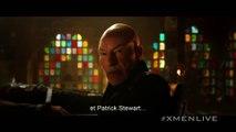 X-Men : Days of Future Past - Promo X-Perience annoncée par Hugh Jackman, James McAvoy et Michael Fassbender [VOST HD720p]