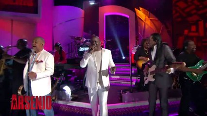 Earth, Wind & Fire - 'September' live @Arsenio Hall Show
