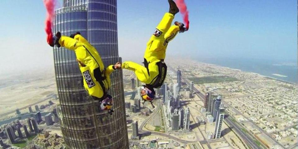 Best Of The Week #56: Dubaï, Base Jump, Surf, BMX, Drift, Ski, Skate, Kitesurf, Longboard, Snowmobile, Stunt