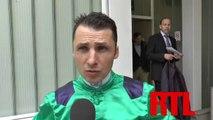 Interview de Stéphane Pasquier, jockey de ATHATIR