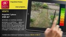 A vendre - propriété - BRIENNE LE CHATEAU (10500) - 7 pièces - 150m²