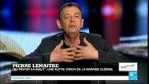 A L'AFFICHE - Pierre Lemaitre, une autre vision de la Grande Guerre