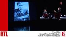 """VIDÉO - Bernard Arnault : """"Le groupe LVMH, c'est la mondialisation dans le bon sens"""""""