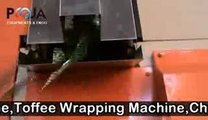 Pooja Equipment _ Toffee Wrapping Machine, Wafer Biscuit Wrapping Machine, Enrobing Machine