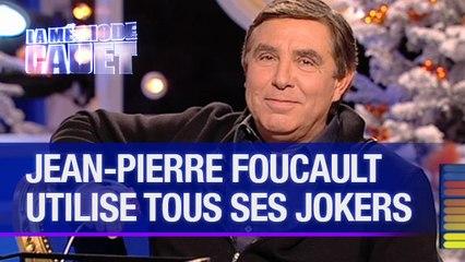 Jean-Pierre Foucault utilise tous ses jokers - La Méthode Cauet
