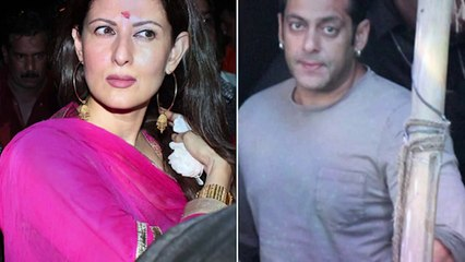 Salman Khan - Affair and Breakup