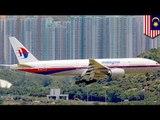 Malaysian Airlines flight makes emergency landing at Hong Kong