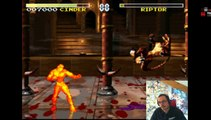 Oldies Games TV#1 Killer instinct (snes)