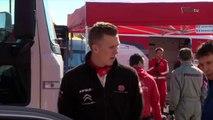 Les pilotes Rallye Jeunes FFSA au Rallye Lyon-Charbonnières