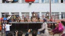 Öğrencilerimizin 23 Nisan Dans Gösterisi :)