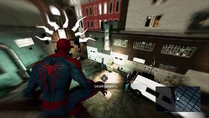 15 premières minutes sur 360 de The Amazing Spider-Man 2
