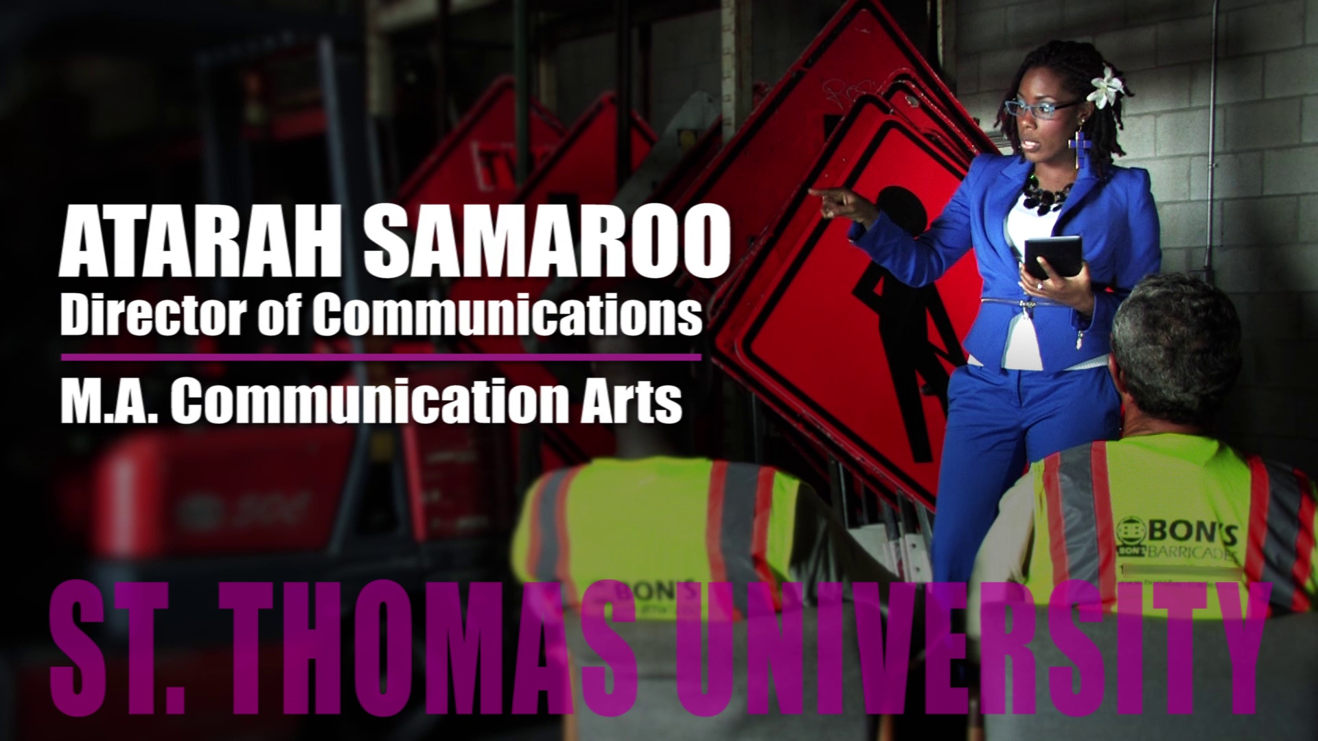 St. Thomas University Communications Programs