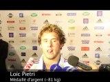 """Loïc Piétri """"Encore progresser"""""""