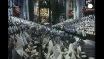 """Jean XXIII, """"le pape de la bonté"""""""