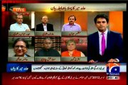 GEO Capital Talk Special program Hamid Mir with MQM Haider Abbas Rizvi (24 April 2014)