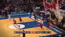 Playoffs Magic Moments: Big Block by Victor Khryapa, CSKA Moscow