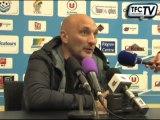 """Tours FC - Troyes """"Une fin de saison pénible"""" (O. Pantaloni)"""