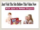 Huggies Diaper Coupons - FREE Huggies Diaper Free Online Printable