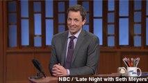 Why Seth Meyers Hosting The Emmys Makes Sense For NBC