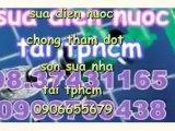 Thợ chuyên chống thấm nhà vệ sinh Q5 HCM///0912655679