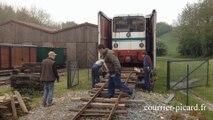 Réouverture du P'tit train de la Haute-Somme