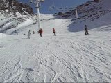 Snowboard Val-Thorens