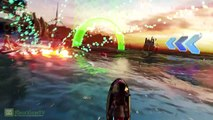 Kinect Sports Rivals    Wake Racing  Gameplay (Xbox One)   EN