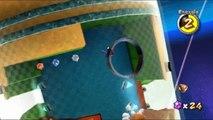Super Mario Galaxy - Planètes œufs - Étoile 2 : Un appétit cosmique