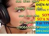 Chuyên nhận chống thấm nhà ở Q4 HCM///0906655679