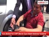 CHP'li Meclis Üyesi Silahlı Saldırıda Yaralandı