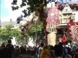 L'éléphant et Royal de Luxe à Nantes