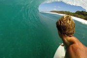 GoPro presents  Endless Barrels - Surf