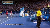 Australian Open 2014 Final - Stanislas Wawrinka vs Rafael Nadal
