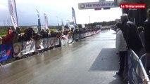 Tour de Bretagne cycliste. Galeyev remporte la deuxième étape au sprint