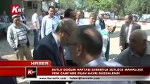 Kutlu Doğum Haftası Sebebiyle Sütlüce Mahallesi Yeni Cami'nde Pilav Hayrı Düzenlendi