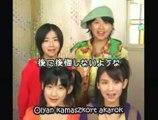 Berryz Koubou - Aisuru Hito no Namae wo Nikki ni HUN SUB