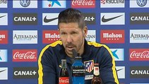 "Simeone: ""Right now what matters is Valencia, Valencia and Valencia"""